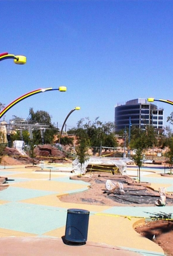 Tempe Beach Park Splash Playground