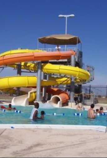 Pecos Park Community Center, Aquatic Center and Park