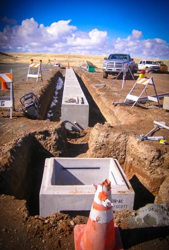 Ernest A. Love Field/Prescott Municipal Airport Runway 3R/21L RSA Improvements