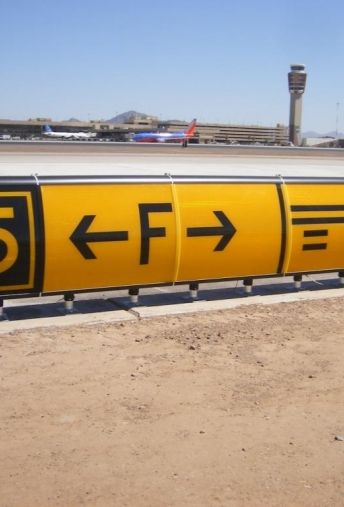 PSHIA Airfield Signage Replacement Projects