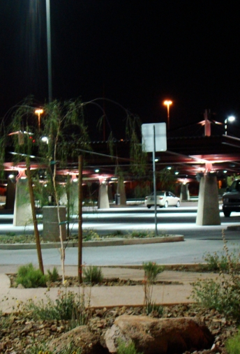 Glendale Park and Ride