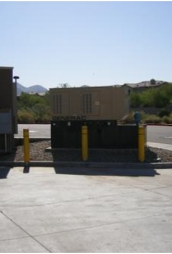 Scottsdale Fire Stations – Generator Additions