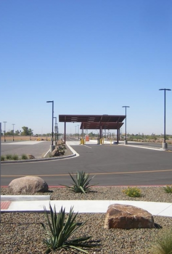 Phoenix Mesa Gateway Airport- (Ray Road) North Parking Lot