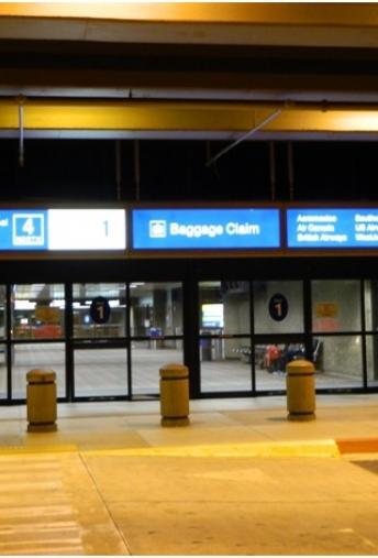 Phoenix Sky Harbor Airport Signage Replacement Program