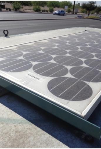 City of Glendale Bus Shelter Solar Lighting Assessment