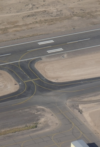 Phoenix Goodyear (GYR) Airport Taxiway A Intersection Improvements